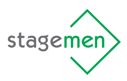 stagemen logo , logo for stage men , stage men home ,